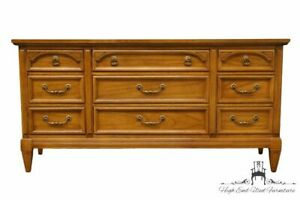 Dixie Furniture Country French 64 Triple Dresser 903