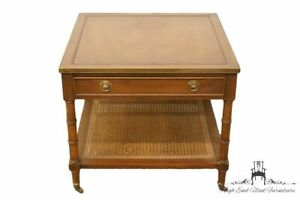 Hekman Furniture Italian Neoclassical 24 Square Accent End Table 327