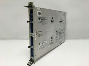 Vxi Technology Smp2005 3 Spdt And 3 Sp4t 20 Amp Power Switch Vxi Module