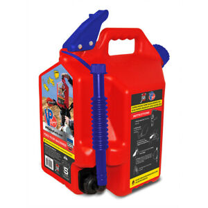 Surecan Vp Racing Edition 5 Gallon Easy To Use Child Proof Self Venting Gas Can