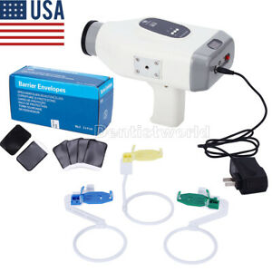 Portable Dental Lab On frequency X ray Machine barrier Envelopes sensor Position