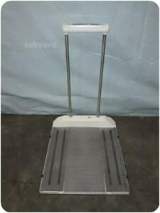 Sr Scales Medical Physician Floor Scale 208257