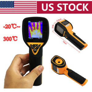 Digital Infrared Thermal Camera Imager 20 300 Temperature Thermometer Tester