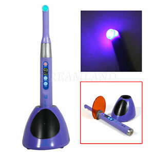 Dental I Led Curing Light 1 Second Cure Lamp 2300mw cm2 For Woodpecker Th