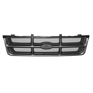 Silver Grill Assembly For 1993 1994 Ford Ranger Grille Fo1200313