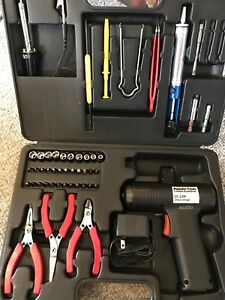 Paladin Tools Service Kit Networking Screwdriver Soldering Iron 4337