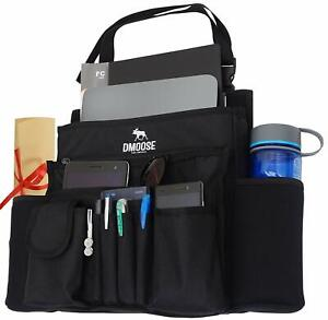 New Car Front Passenger Seat Organizer With Laptop Tablet Storage