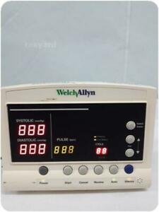 Welchallyn 52000 Series Vital Signs Patient Monitor 160589