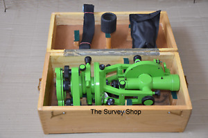 Vernier Transit Theodolite For Survey Use Industrial And Construction Inst
