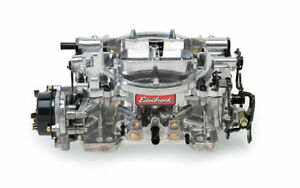 Edelbrock 1826 650 Cfm Thunder Of Road Elect Choke Carb
