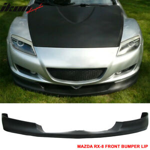 Fits 04 08 Mazda Rx8 Type Sport Front Bumper Lip Urethane