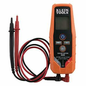 Klein Tools 18874556 Ac dc Voltage continuity Tester