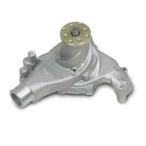 Weiand Action Plus Mechanical Water Pump 9240 Chevy Sbc 327 350 383 High Volume
