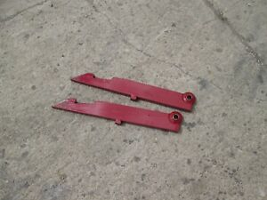Farmall 300 350 340 400 450 460 Tractor Fasthitch 3 pt Arms Straight Prongs 652