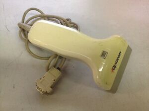 Opticon Unknown Mpn Hand Held Barcode Scanner No Cords