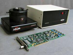 Diagnostic Instruments Spot Camera 1 4 0 W Power Supply Sp401 115 And Pci 0288