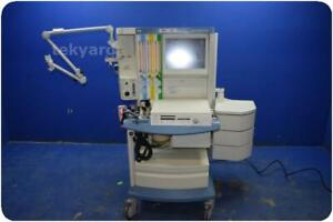 North American Drager Narkomed 6000 Anesthesia Workstation Anesthesia Machine