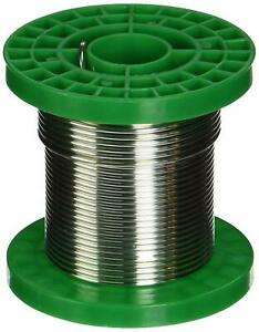 Aluminum Solder Wire 96 Sn 4 Ag 062 Flux Core New Free Shipping New