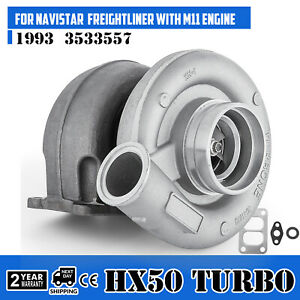 De Hx50 Turbo Charger For M11 Cumnins Diesel Engine 3533557 3533558 3803710 Ee