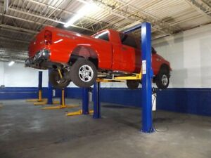 Universalift 9kac 2 Post Auto Car Truck Lift