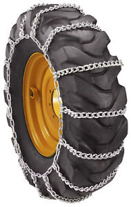 Rud Roadmaster 13 6 38 Tractor Tire Chains Rm866 2cr