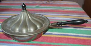 Antique Chafing Dish Early1900s Sternau Co New York