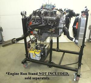 Summit Racing Engine Test Stand Efi Fuel System Combo Sum Csumsres004
