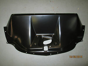 1947 53 Chevy Truck Hood Latch Grill Panel