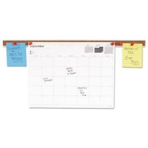 Universal Office Products 43418 Cork Bulletin Bar Brown 18 X 1