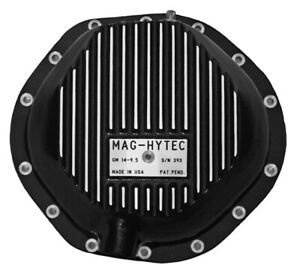 Mag hytec Gm 14 bolt 9 5 Semi float Rear Diff Cover Chevy Gmc 3 4 Ton 80 00