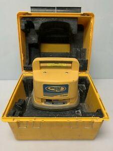 Spectra Ll500 Laser Level With Case