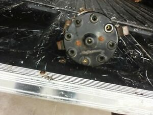 Used Mallory Dual Point Distributor Mopar Rb 413 426 440