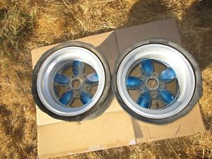 15x10 Rockwell 200s Wheels Rims Ford Truck Jeep 5x5 5 Daisy Coke Bottle American