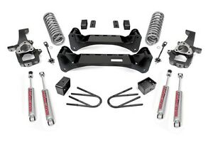 Rough Country 6 Suspension Lift Kit Dodge Ram 1500 2wd 2002 2003 2004 2005 4 7l