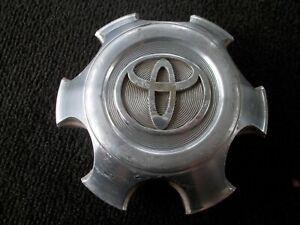 03 04 05 06 07 08 09 Toyota 4runner Oem Alloy Wheel Center Cap