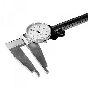 24 Extra Long Precision Dial Calipers new Ds