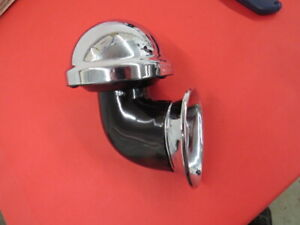 New 1935 Ford 1935 37 Pickup 6 Volt Horn Assembly Lh 48 13803 L