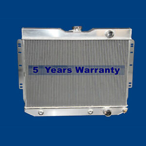 3 Row Radiator For Chevy 1959 1965 Impala 60 65 Belair Biscayne 64 65 Chevelle