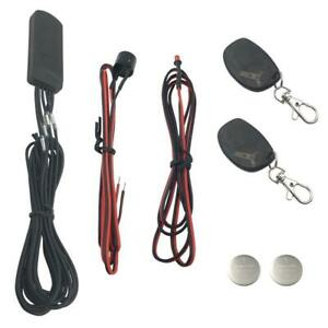 Anti Theft Device Engine Hidden Lock Oil Cut And Power Off Car Anti Theft System