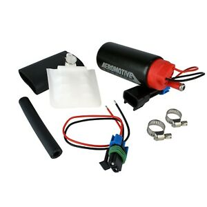 Aeromotive 11542 Stealth In tank Electric Fuel Pump E85 Offset Inlet 340lph