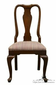 Ethan Allen Georgian Court Dining Side Chair 11 6211 225 Vintage Finish