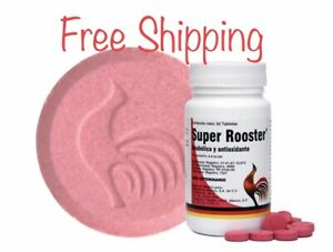 Super Rooster 100 Tablets Vetinova