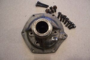 1949 Oldsmobile Gm Hydramatic Auto Trans Rear Tailshaft Housing 8608787