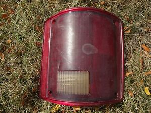 Vintage Used 1973 To 1979 Chevy Gmc Tail Light Lh Left Side 5965778 2 L