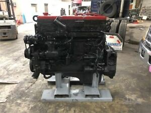 99 Cummins N14 Selcet Plus Engine 280 000miles 500hp 6 Month Warranty Free Shipp