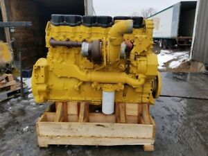 99 Cat 3406e 2ws Engine 500hp Good Runner 6month Warty Free Shipp 250 000miles