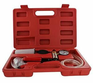 Abn Hand Held Brake Bleeder Kit Bmc Universal Vacuum Pump Brake