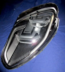 2017 2018 2019 Ford Gt Gt40 Supercar Factory Oem L H Head Lamp Assy 17 18 19