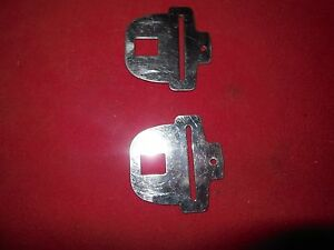 2 1967 72 Chevelle Camaro Gto 442 All Models With The Deluxe Seat Belts Inserts