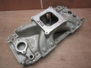 Chevy Big Block Intake Manifold   OEM, New and Used Auto Parts For